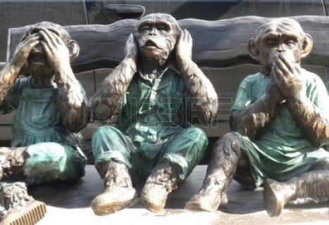 7599070-conceptual-three-monkeys--not-hear-not-see-not-speak